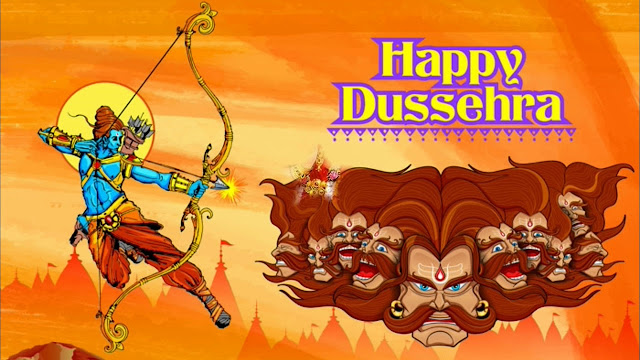 Dussehra Whatsapp Video Status