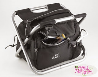 Enter the Personalized Sit n Sip Cooler and Sports Camping Stool Giveaway. Ends 11/26.