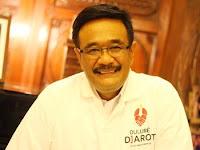 Biografi dan Profil Djarot Saiful Hidayat