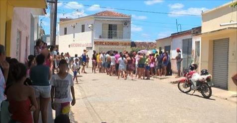 Jovem é baleado no bairro Lageiro Grande em Santana do Ipanema