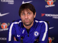 ANTONIO CONTE WOULD RATHER HIS CHELSEA PLAYERS HAVE A 'WINNING' MENTALITY AND NOT A 'SIEGE' ONE