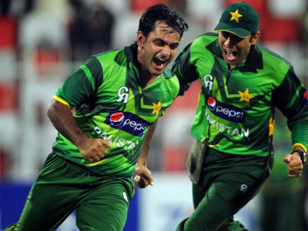 Shahid Name Wallpaper Hd Pakistani Cricketer Mohammad Hafeez Hq Pics Free Download