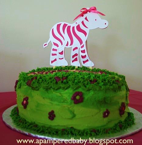 Groovy Zebra Cake Funny Birthday Cards Online Sheoxdamsfinfo