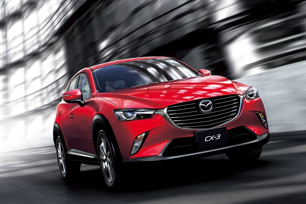 Updated Mazda Philippines Confirms Cx 3 Will Arrive By End Of 2016
