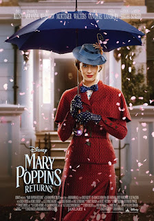 Mary Poppins Returns First Look Poster 2