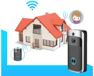 kit videocitofono porta ip wifi wireless
