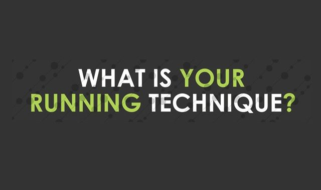 Image: What is Your Running Technique? #infographic