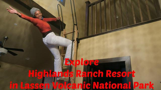 Hotel video tour: Explore Highlands Ranch Resort in Lassen Volcanic National Park