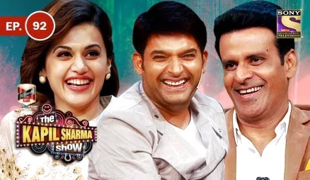 The Kapil Sharma Show Episode 92 – 26March2017 - 480p HDTVRip