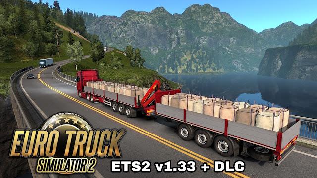 Euro Truck Simulator 2 v1.33