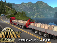 Download Euro Truck Simulator 2 v1.33 + DLC