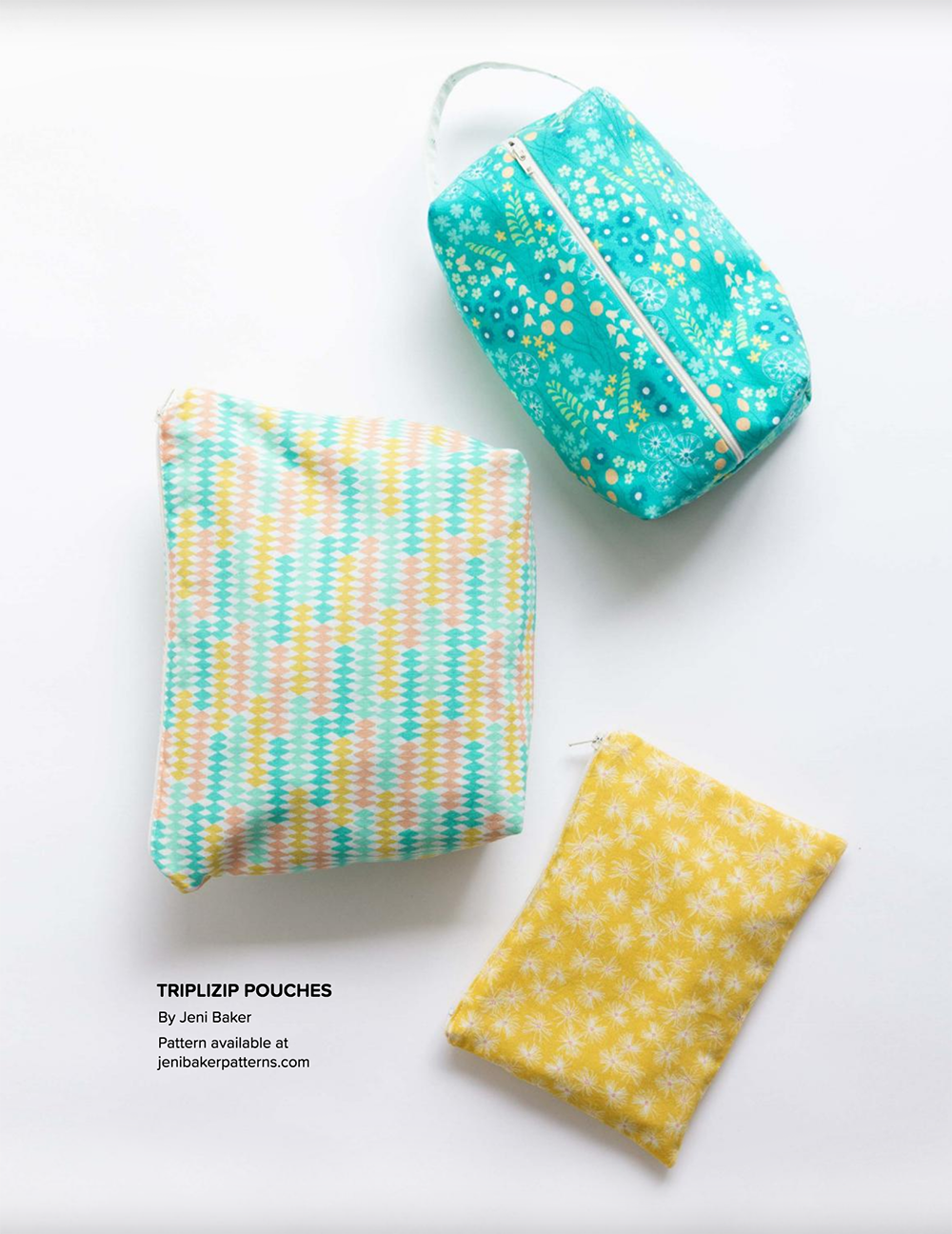 https://www.jenibakerpatterns.com/product/triplizip-zipper-pouch-pdf-pattern