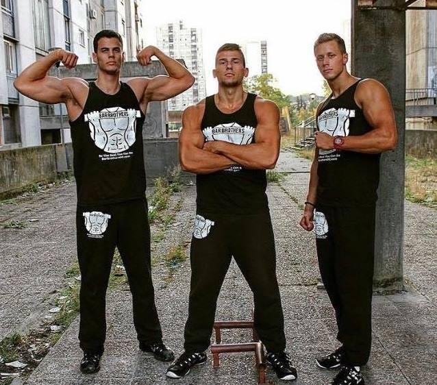 Merveilleux Bar Brothers Workout Program