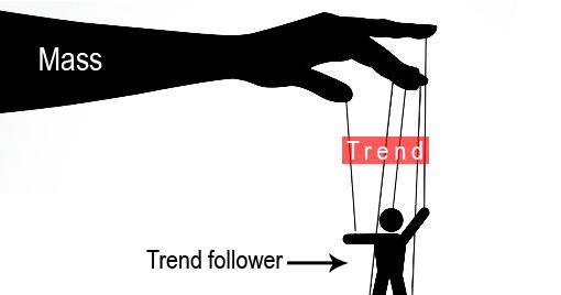 Trend follower