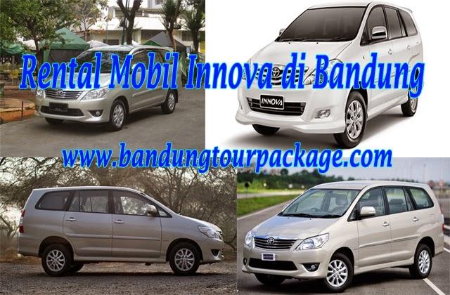 Rental Mobil Innova di Bandung