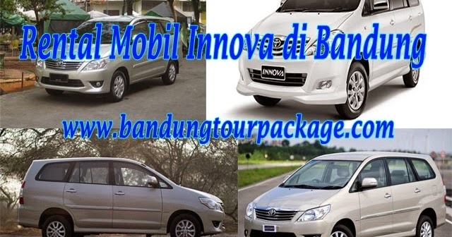 Rental Mobil Innova di Bandung Harga Murah - Yoshi Tour