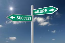 Sukses versus Gagal