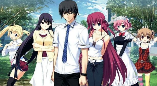 Daftar Anime Harem Terbaik Yang Bikin Ngenes 8 Daftar Anime Harem Terbaik Yang Bikin Ngenes