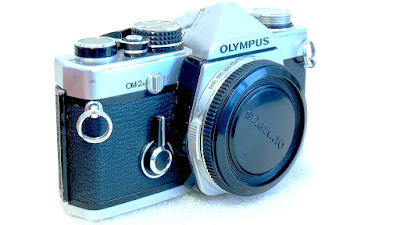 Olympus OM-2n (Chrome) Body #821