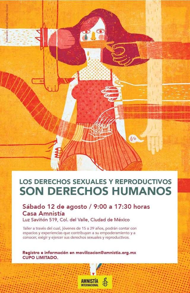 Taller: Los Derechos Sexuales y Reproducitvos son Derechos Humanos
