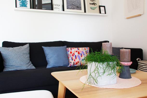 binedoro Blog, Herbst, Herbstliebe, DIY, Kissen, nähen, Wohnzimmer, Home, Zuhause