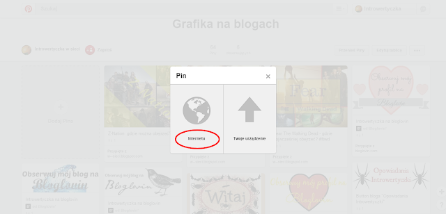 Jak dodawać zdjęcia na Pinterest? 2 sposoby