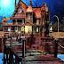 Halloween Beach House