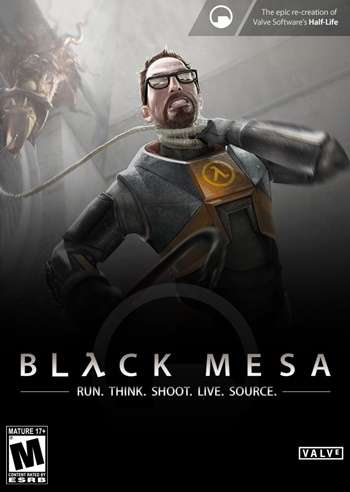 Black Mesa Source PC Full