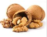 Nutritional contents of walnuts