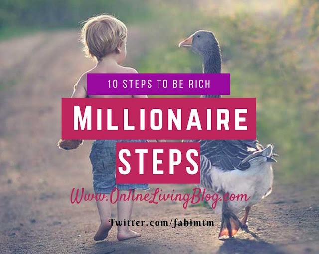 How To Become A Millionaire- How To Become A Billionaire - How To make money- Work-from-home-online-jobs