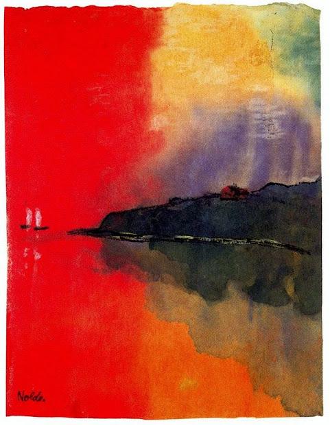 Arte Emil Nolde Part Ii