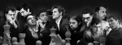 Les stars des échecs à Paris et Louvain en juin