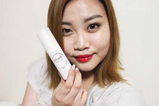 REVIEW : Etude House's Skin Fit Foundation