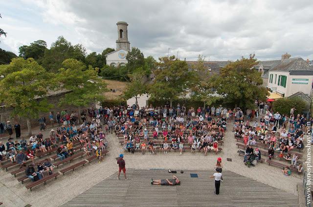 Concarneau viaje Bretaña turismo diario