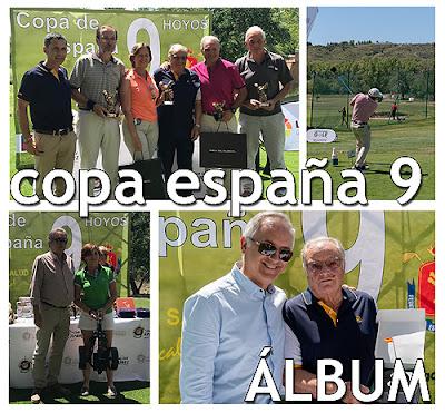 Golf Aranjuez Copa España 9 Hoyos