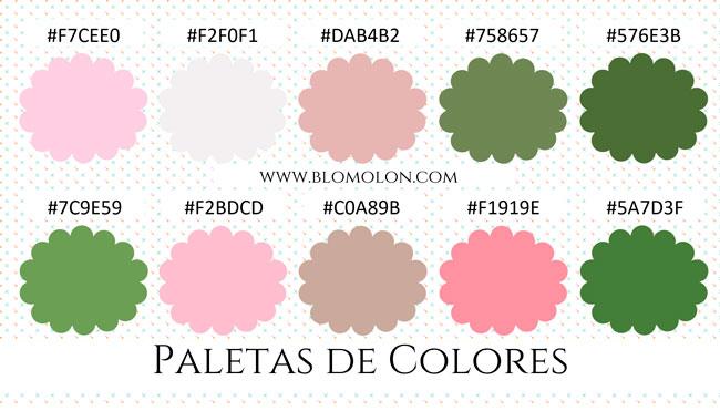 paletas de colores 5