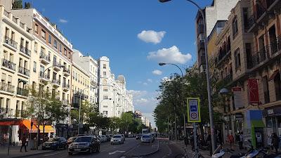 Un paseo por Madrid para escribir