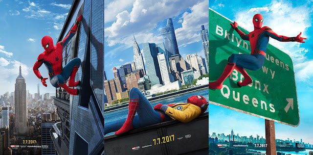 Watch Spiderman Homecoming in Ayala Cinema