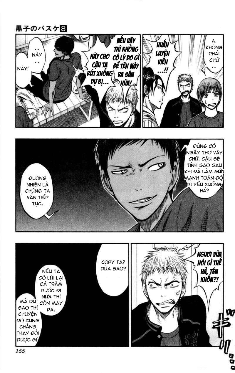 Kuroko No Basket chap 068 trang 9