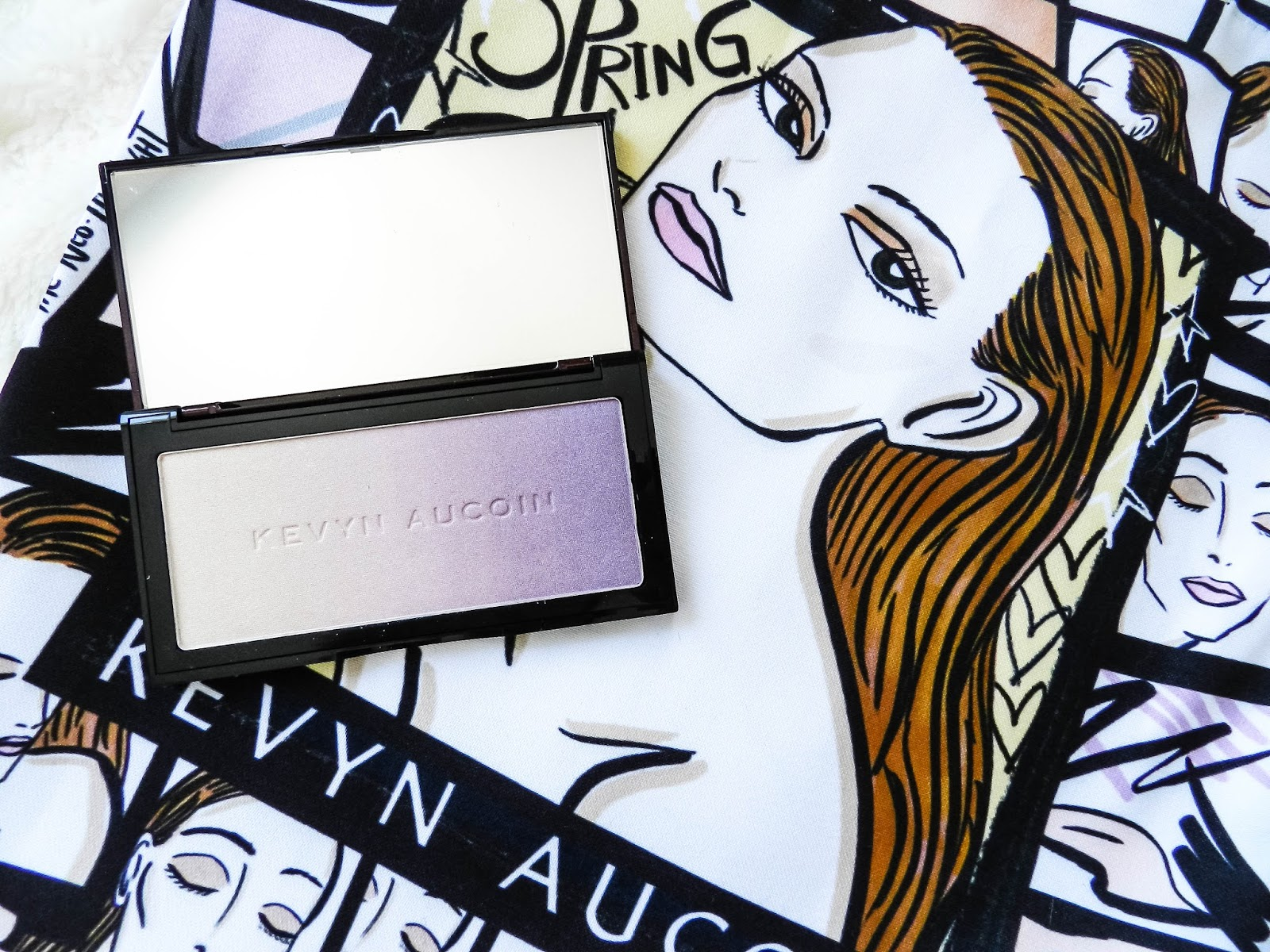 kevyn auction neo highlighter limelight sephora review powder