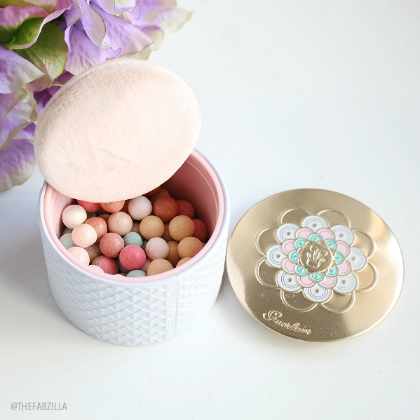Guerlain Meteorites Rainbow Pearls Summer 2015 Limited Edition, Nordstrom Anniversary Sale, Guerlain Meterorites, How to use Guerlain Meteorites, How to brighten face, Makeup when you're sick