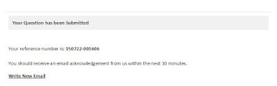 Email to lastminute