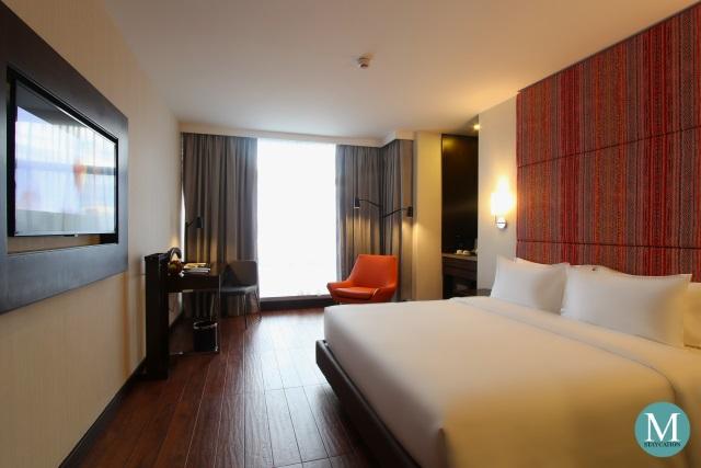 Deluxe Room at Mercure Manila Ortigas