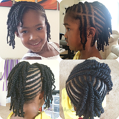 Crochet Braids Short Natural Hair