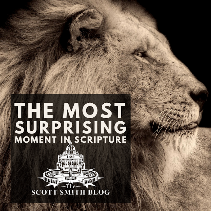 The Most Surprising Moment in the Bible ... AND the Second-Most