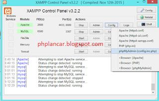 15 - Tutorial Mengganti Port Pada Mysql Dan Apache Di Xampp Versi Terbaru