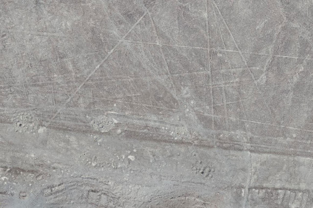 Archaeologists discover 52 new Nasca geoglyphs