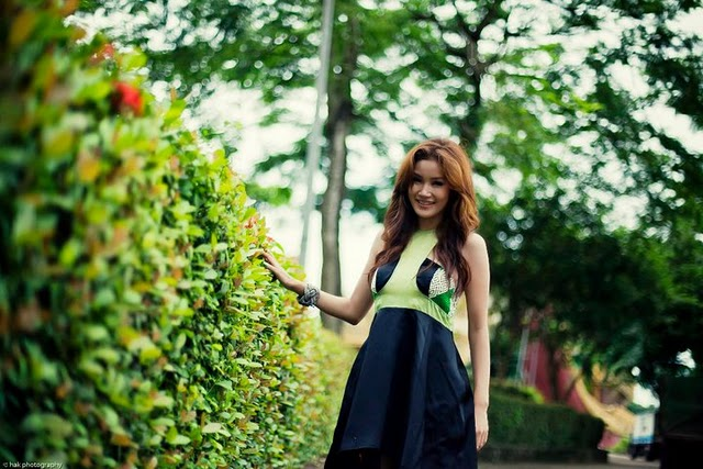 Myanmar Model Awn Seng Girls Idols Wallpapers And Biography