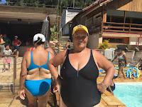 """Há mais tempo no programa, Maria da Penha também aprova a iniciativa. """"Maravilhoso"""""""