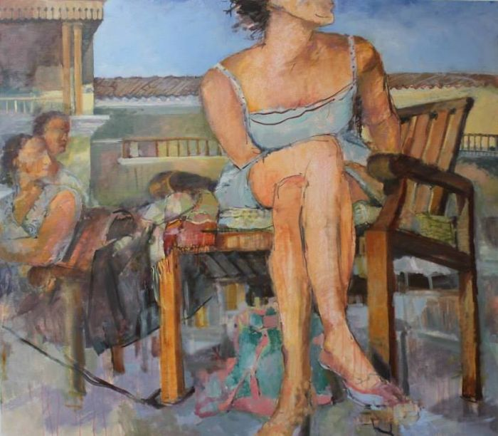 Британская художница. Lana Shuks